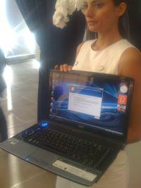 Prezentacja nowych notebooków Acer w Nowym Jorku