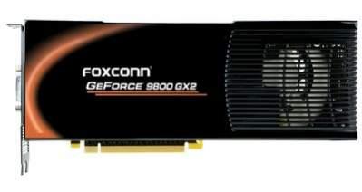 Foxconn GeForce 9800GX2-1024