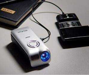 Miniaturowy projektor firmy Iljin DSP