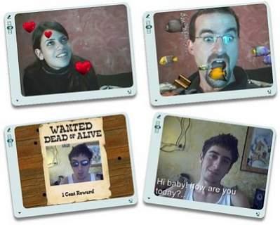 Przykładowe efekty program CamTrack - fot. www.digitalpeers.com