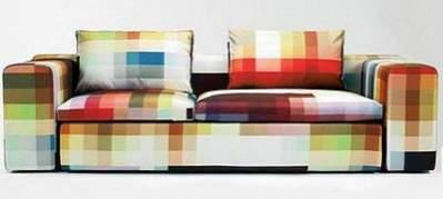 Pixel Couch - ta kanapa potrzebuje antyaliasingu i filtrowania anizotropowego
