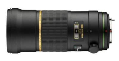 Pentax-DA 300mm F4.0ED[IF] SDM