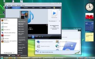 Vistamizer przemieni Windows XP w Vistę. Wprawdzie tylko pod względem wyglądu, ale za to bez żadnych wydatków.