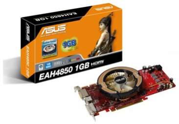 Asus EAH4850/HTDI/1G
