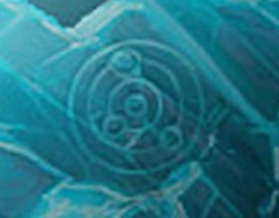 Czwarty symbol wyryty na lodzie. Nie wiadomo do końca do czego się on dnosi