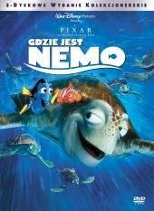 Gdzie jest Nemo? - okładka