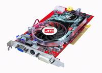 karta graficzna ATI Radeon X800 XT PE