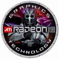 logo ATI X600