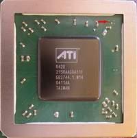 procesor ATI Radeon X800