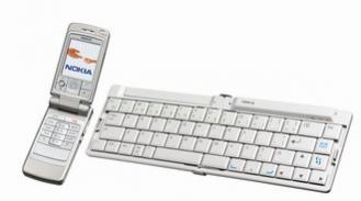 Nokia Wireless Keyboard