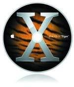 Płyta instalacyjna systemu Mac OS X 10.4