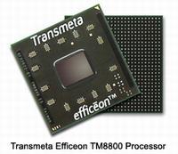 Procesor Transmeta Efficeon TM8800