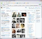 Okno wyników wyszukiwania A9.com