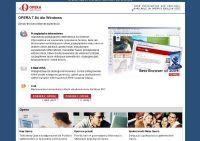 Polska strona Opera Software