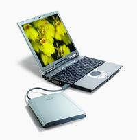 notebook Acer TravelMate 380