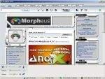 Główne okno programu Morpheus 4.5.0