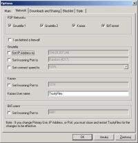 TrustyFiles 2.3 - zaawansowane opcje konfiguracyjne
