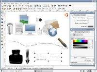 Inkscape 0.40