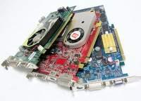 Karty graficzne z procesorami ATI i NVIDII